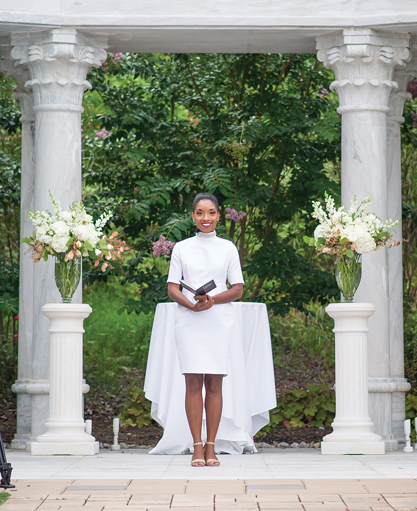 Married by Rev Roxy (Photo: Clapp Studios)