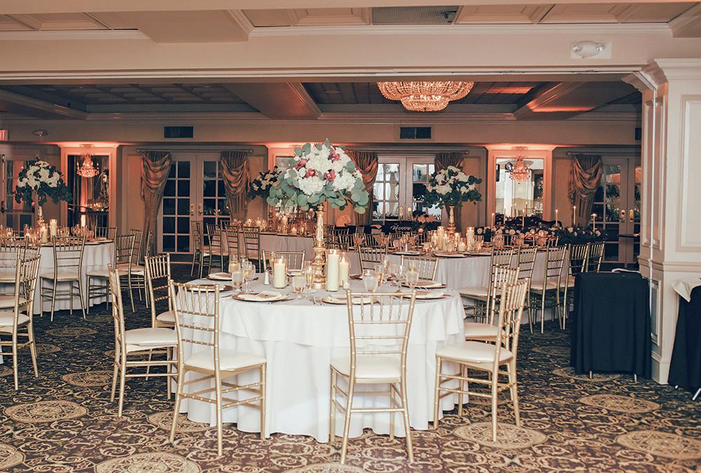 Desiree & Vincent's Wedding at Olde Mill Inn NJ
