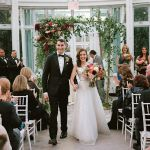 Nicole & Scott's Wedding at Brooklyn Botanic Garden NYC