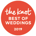 the knot Best of Weddings Award 2019