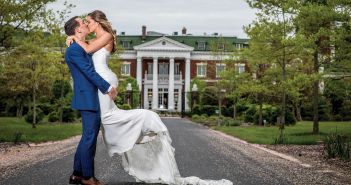 Sara & Paul's Wedding at Bourne Mansion NY