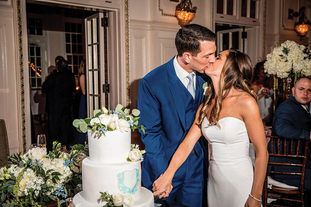 Sara & Paul's Wedding at Bourne Mansion NY