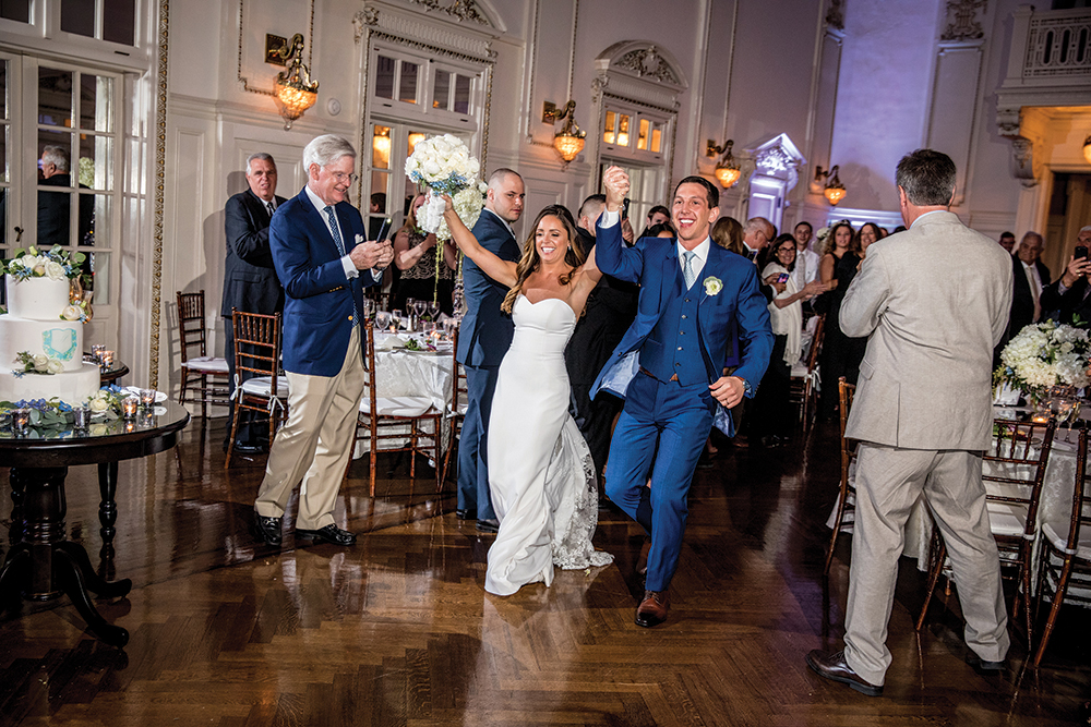 Sara & Paul's Wedding at the Bourne Mansion NY