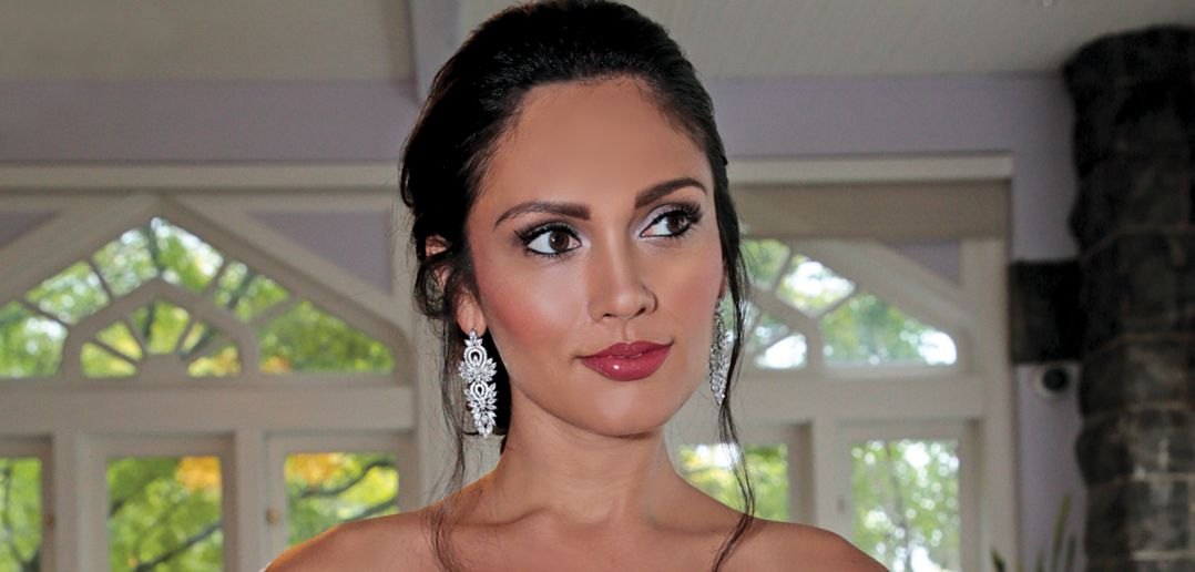 Chelsea H. of Major Models. Hair & Makeup by The Bridal Suite NY.