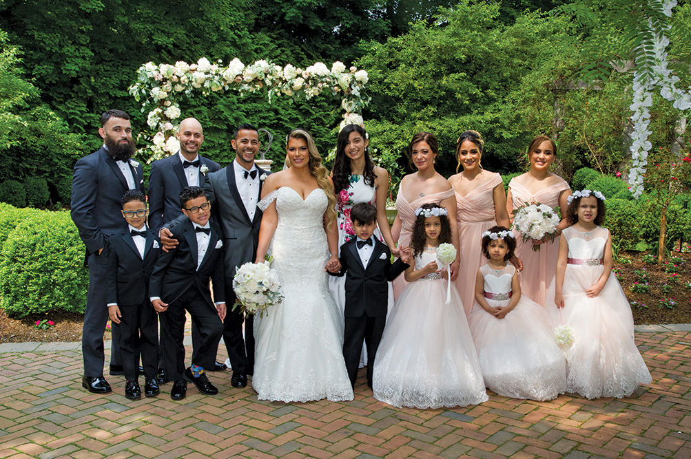 Maritza & Roberto's Wedding at The Estate at Florentine Gardens NJ