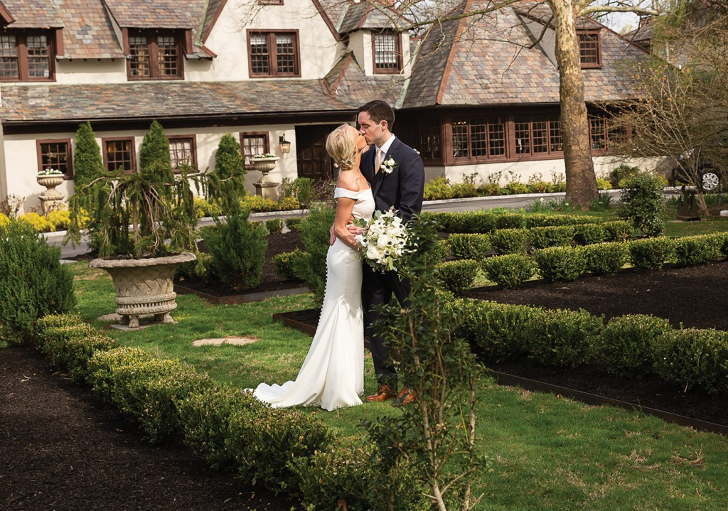Elizabeth & Michael's Wedding at Hotel du Village PA