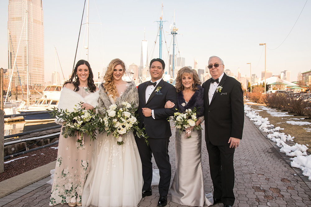 Jenna Rae & David's Wedding at Maritime Parc NJ