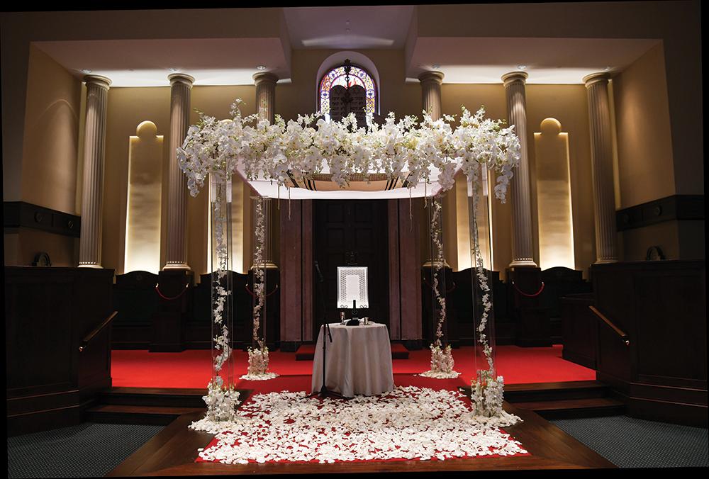 Gila and Ari's Wedding at Northern Valley Affairs NJ