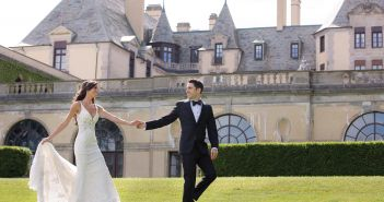 Victoria & Evan's Wedding at OHEKA CASTLE NY