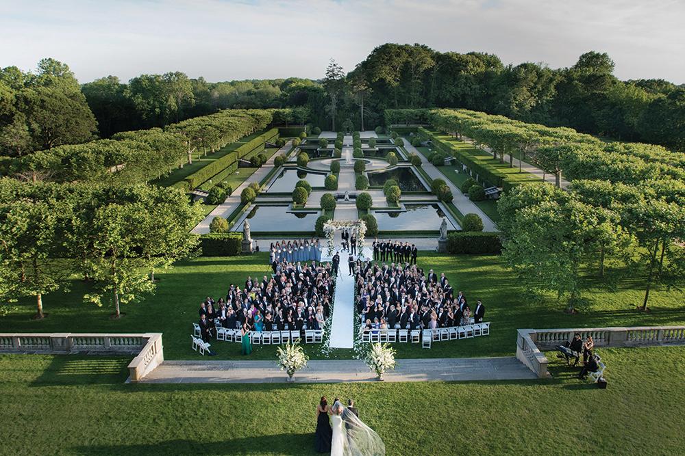 Victoria & Evan's Wedding at Oheka Castle NY