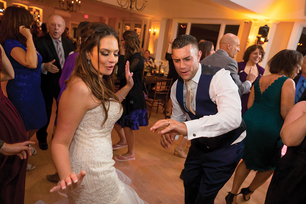 Raige & Rick's Wedding at Rock Island Lake Club NJ