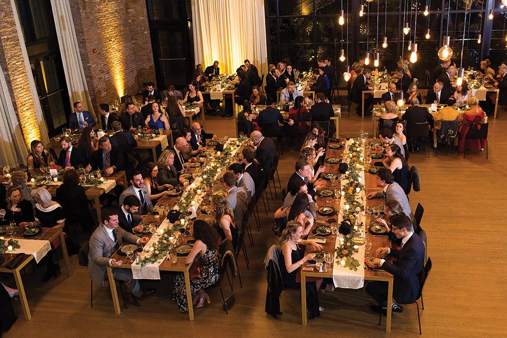 Ilana & Alexander's Wedding at The Roundhouse NY