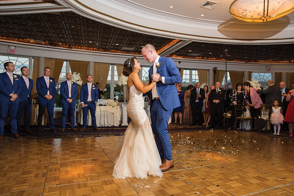 Catherine & Jeff's Wedding at VIP Country Club NY