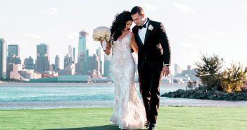 Jaclyn & Ibrahim's Wedding at Waterside Restaurant & Catering NJ