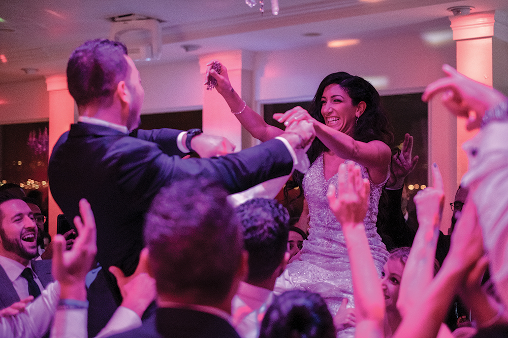 Jaclyn & Ibrahim's Wedding at Waterside Restaurant & Catering NJ