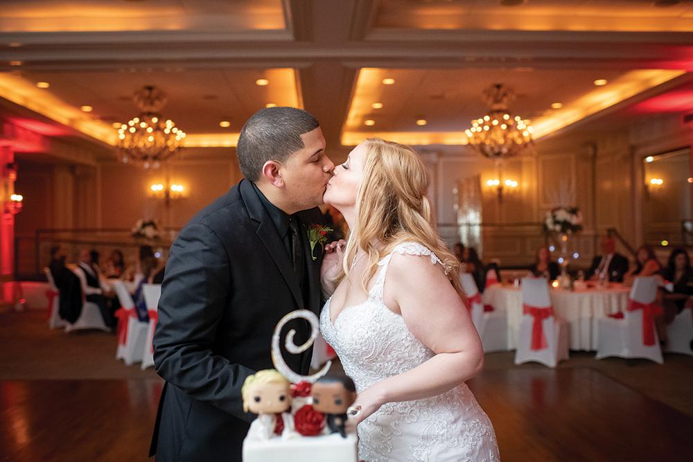 Megan & Kenny's Wedding The Westin Governor Morris NJ