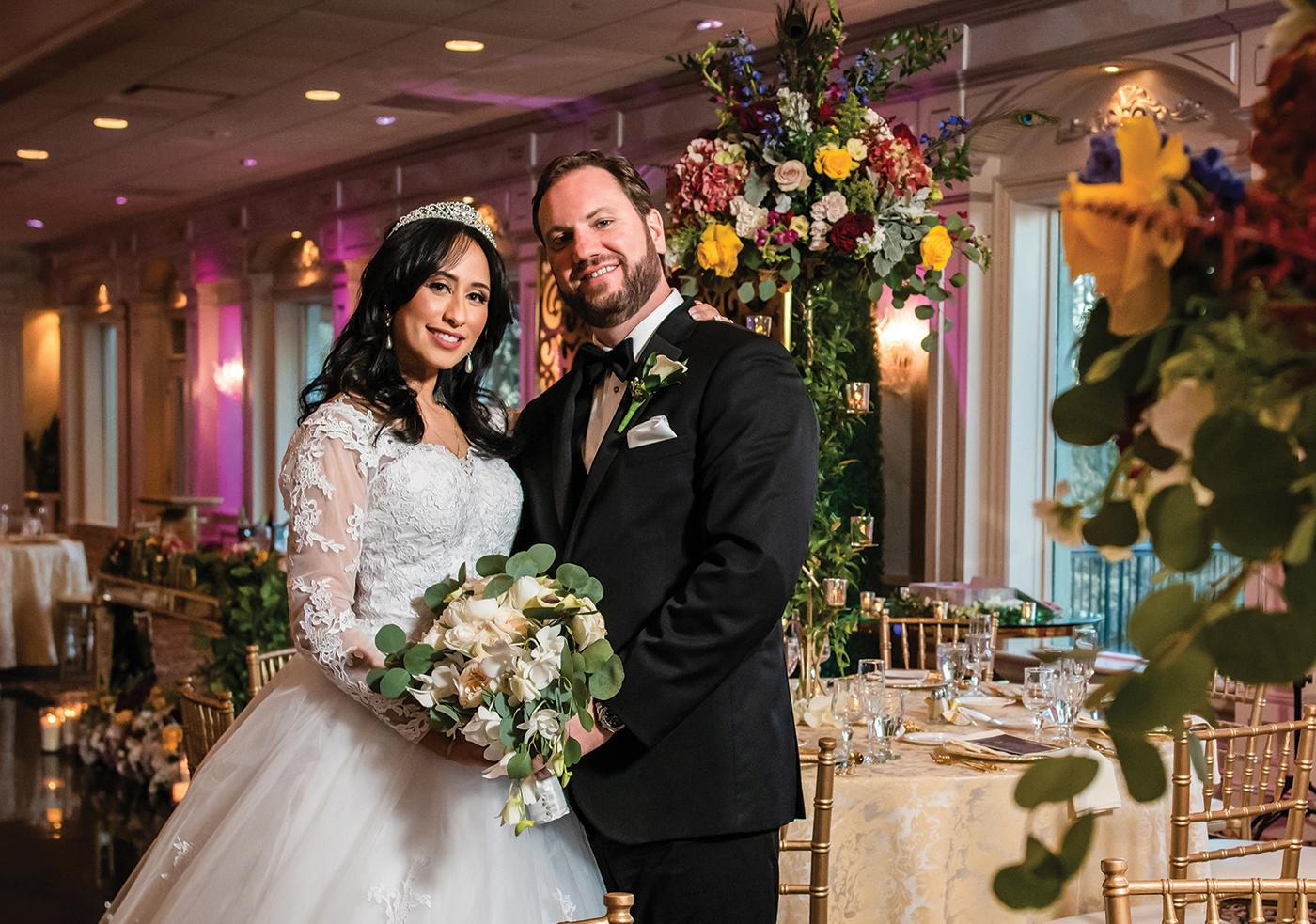 Linda & Christopher's Wedding at il Tulipano NJ