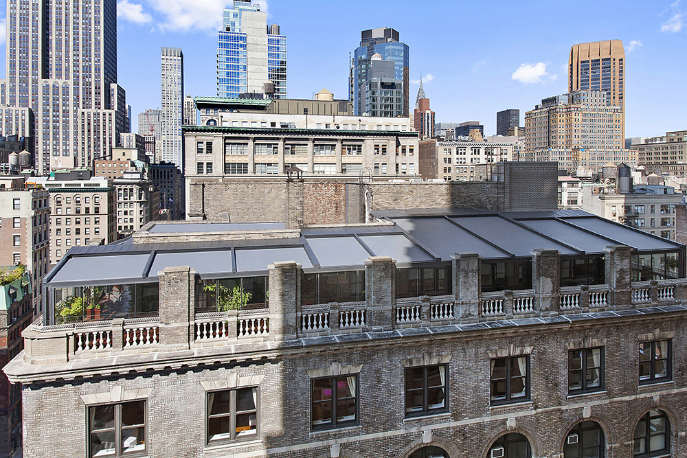 Midtown Loft & Terrace
