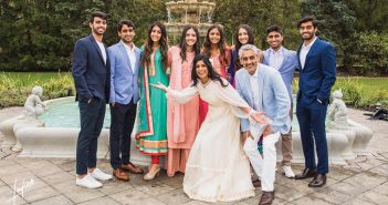 Anoli & Alpesh: Their 25th Anniversary at Birchwood Manor