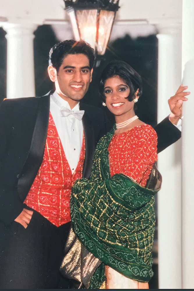 Anoli & Alpesh: Their 25th Anniversary at Birchwood Manor