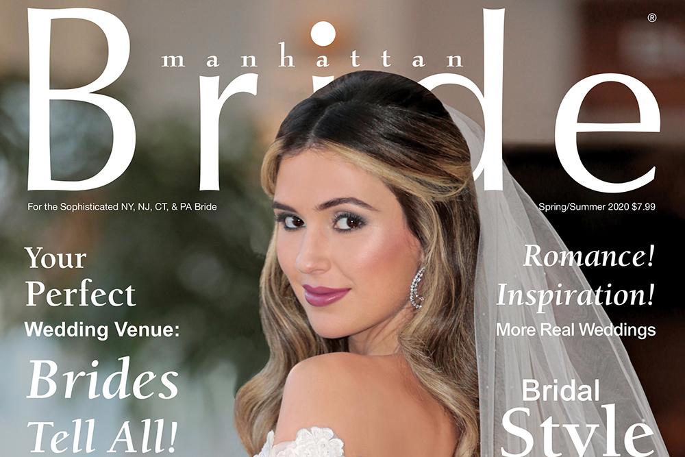 Manhattan Bride Cover Spring/Summer 2020