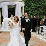 Kimberly & Justin's Garden Wedding at The Estate at Florentine Gardens