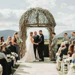Kate & Tyler's Garden Wedding at The Garrison