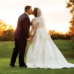Molly & Gregory's Country Club Wedding at Grand Oaks