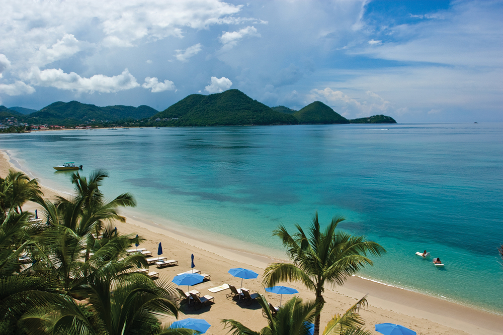 Landings Resort & Spa, St. Lucia
