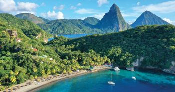 Anse Chastanet, St.Lucia