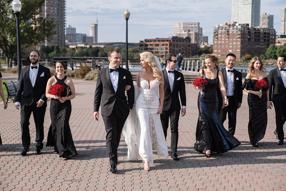 Jacqueline & Aaron's Wedding on the Water at Maritime Parc