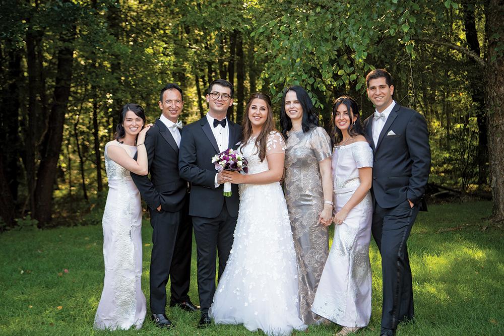 Debra & Tal's Wedding at Northern Valley Affairs Closter NJ