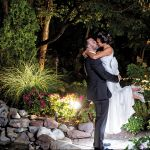 Natalia & Anthony's Garden Wedding at Nanina's in the Park