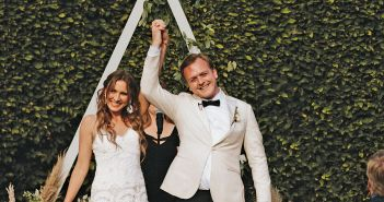 Christie & Ryan's Rustic Wedding at The Roundhouse NY