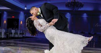 Brielle & Stephen's Elegant Wedding at Terrace at Biagio's