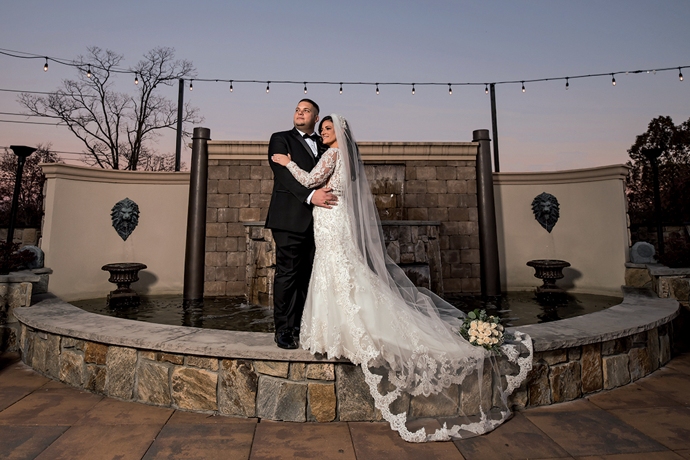 Brielle & Stephen's Elegant Wedding at Terrace at Biagio's