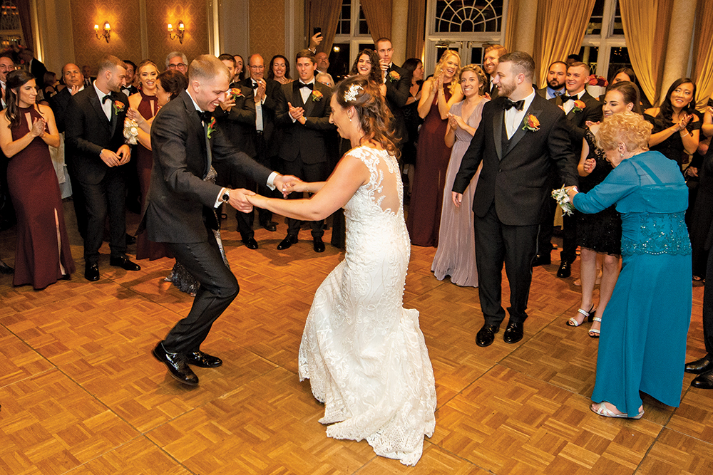 Brittany & Josh's Wedding at VIP Country Club