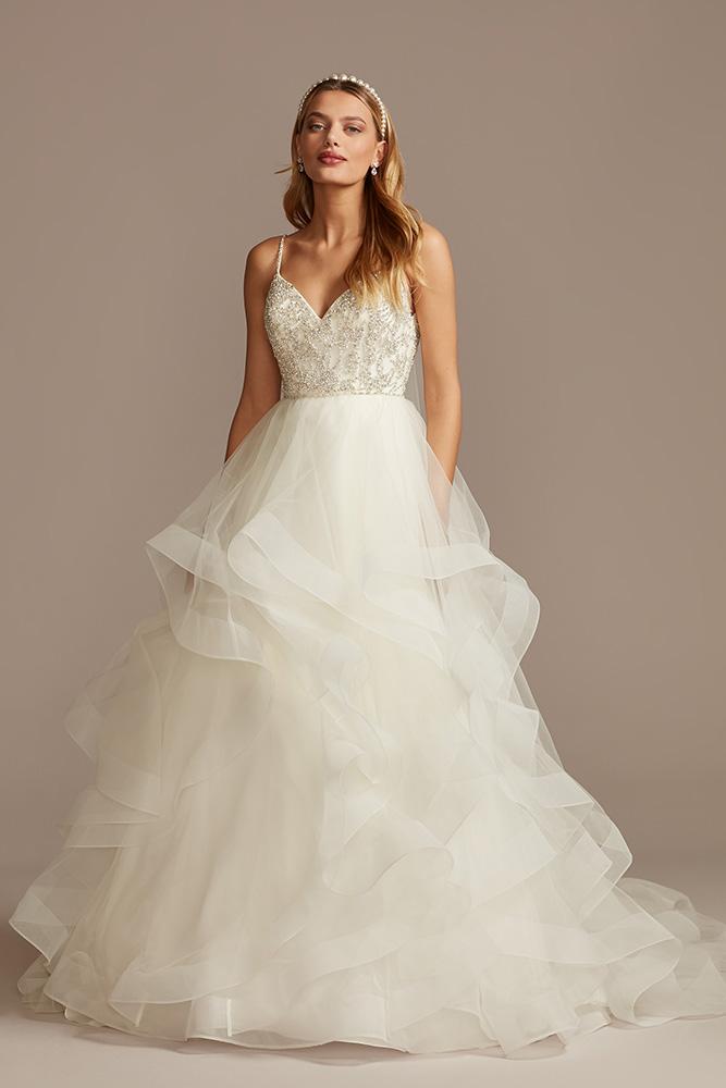 David's Bridal, David's Bridal Collection (WG4007, $1199)