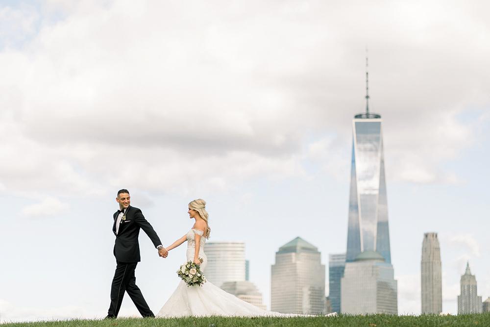 Jillian & Alan's Wedding at Hudson House