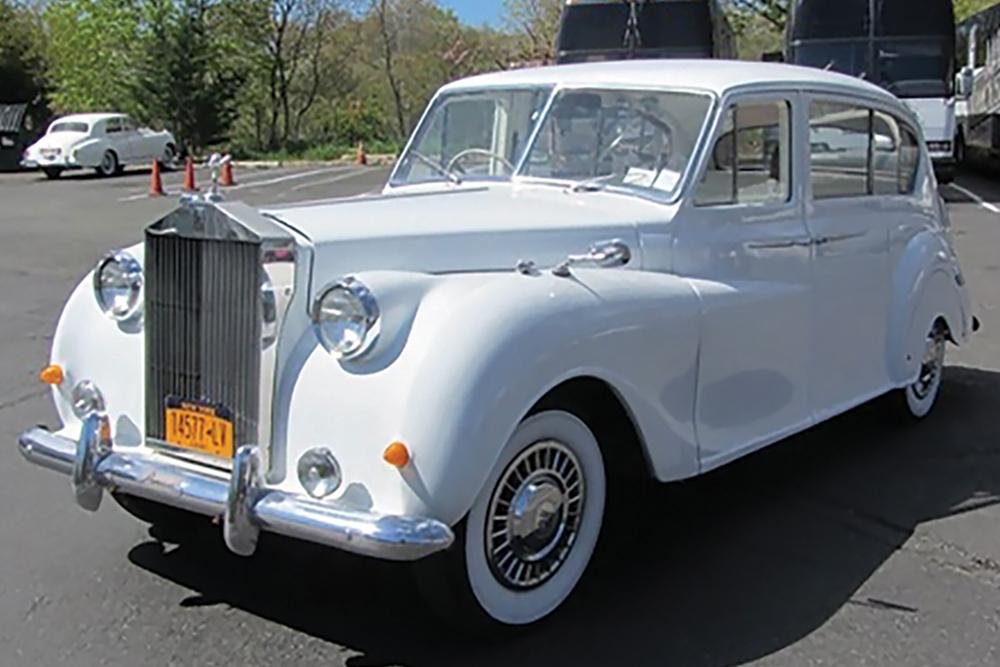 M&V Limousines, Princess Rolls-Royce