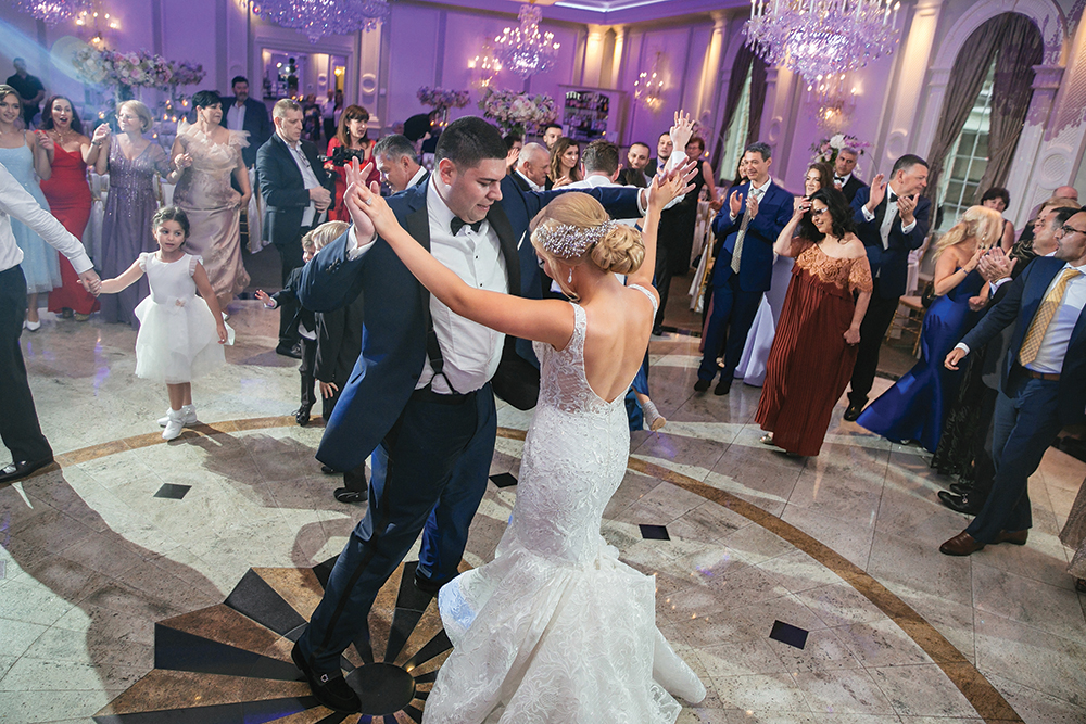 Daria & Dmitry's Wedding at The Rockleigh