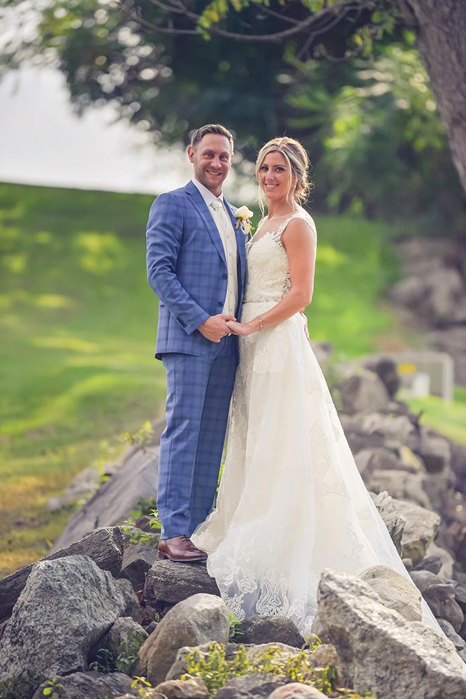 Kathleen & Kyle's Wedding at SkyView Golf Club