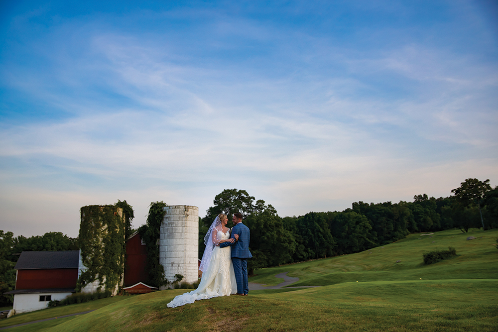 Kathleen & Kyle's Wedding at SkyView Golf Club