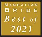 Manhattan Bride Best of Award 2021