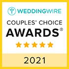 Wedding Wire Award 2021