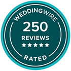 Wedding Wire 250 Reviews