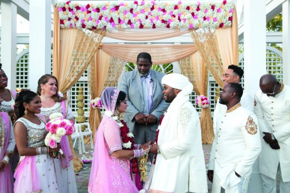 Hema & Frantz's Wedding at Birchwood Manor