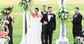 Kristie & Steve's Wedding at Birchwood Manor
