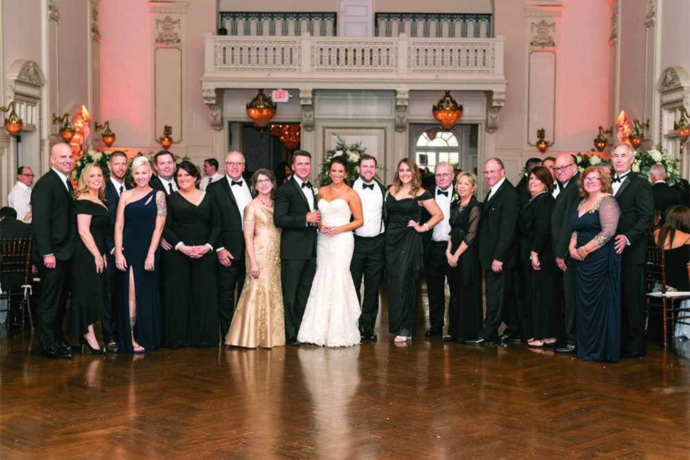 Kristie & Steve's Wedding at Birchwood Manor
