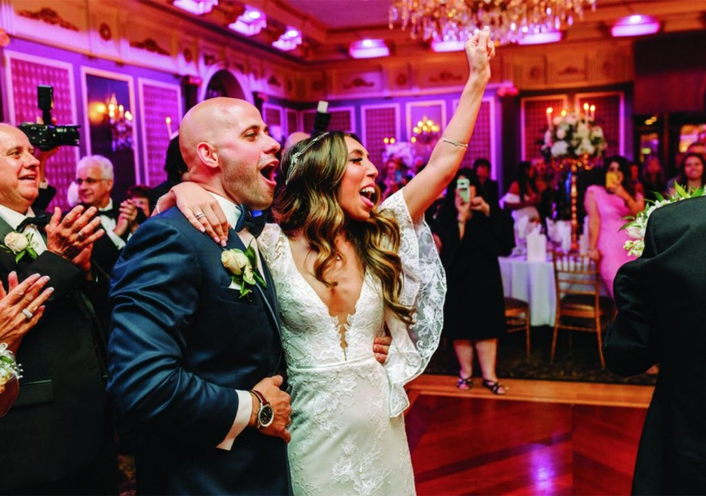 Carina & Nicholas's Wedding at The Brownstone